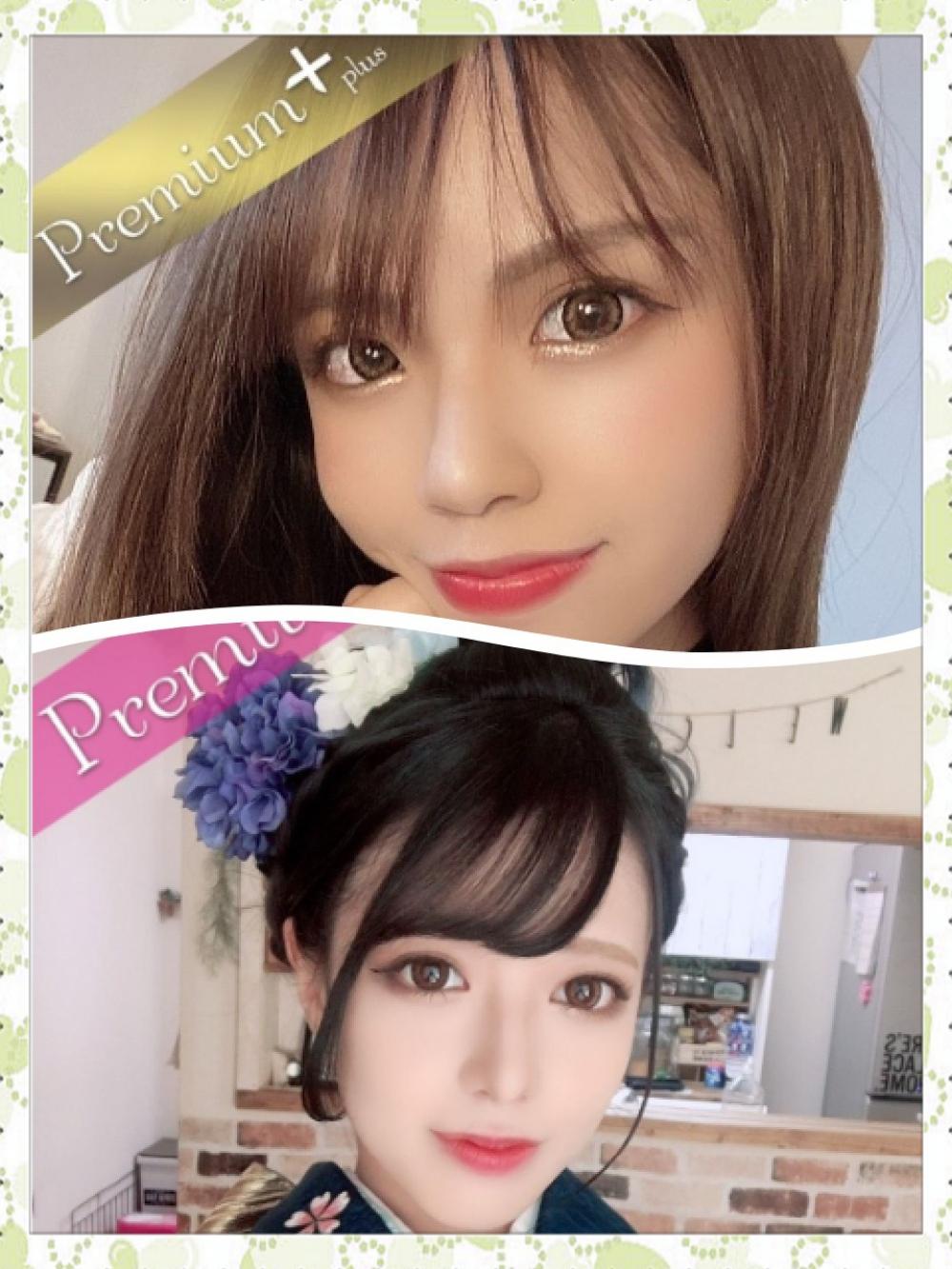 【現役AV女優】りさ&ゆあ プロフィール画像